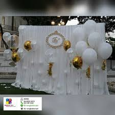 wedding backdrop balloons balloon decorate wedding must wedding decors