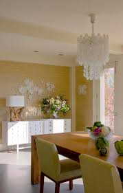 dining room wall art ideas dining room contemporary with silver