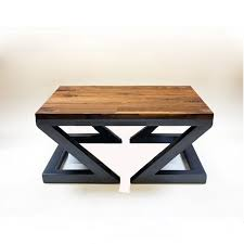 country old wrought iron wood coffee table living room wood