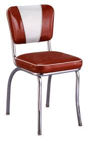 Red Bar Stools With Backs V Back Diner Chair Red Bar Stools And Chairs