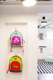 Ideas For Hanging Backpacks How To Create The Ultimate Kids U0027 Art Studio Hgtv U0027s Decorating