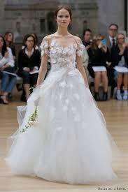 oscar de la renta brautkleid oscar de la renta 2018 wedding dresses new york bridal