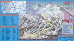 Map Alberta Canada by Jasper U0027s Marmot Basin Ski Trail Map Alberta Canada U2022 Mappery