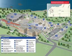 Map Directions San Francisco Va Health Care System