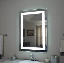 Stainless Steel Bathroom Mirror by Bathroom Mirror With Light And Storage House Interior Design