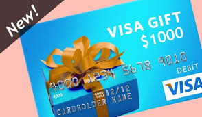 1000 gift card 1 000 visa gift card balance just for a survey scam or real