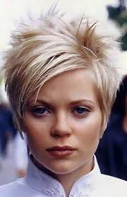 choppy haircuts for women over 50 50 edgy shaggy messy spiky choppy pixie cuts pixies gray