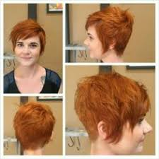 short haircuts with weight line in back pixie cut with a weight line tapered with a 2 guard in the back