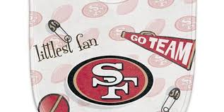 christmas gifts for 49ers fans san francisco 49ers baby gifts football fan passion