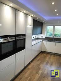 high cabinet kitchen size nolte glass splashbacks and nolte white gloss kitchens images