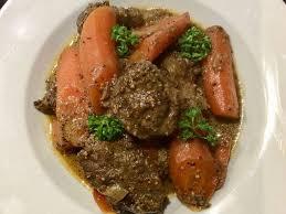 cuisiner jarret de boeuf recettes de jarret de boeuf