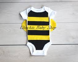 Bumble Bee Baby Halloween Costumes Baby Bee Costume Baby Halloween Costumebumblebee Bee
