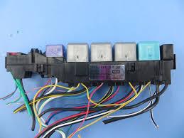 2010 2013 lexus is250 is350 engine bay relay fuse block box 82740