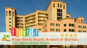 pink shell beach resort u0026 marina fort myers beach hotels