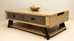 Flip Up Coffee Table Industrial Lift Up Coffee Table Ghshaw Ltd