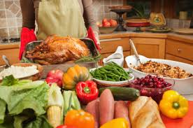 thanksgiving day prep checklist simple