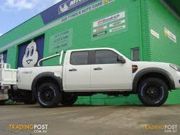 ford ranger with a lift kit ford ranger suspension lift kit 45mm for sale in tingalpa qld
