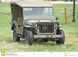army jeep 2017 vintage usa army jeep from world war editorial image image 56587765