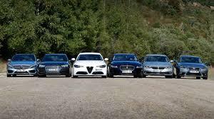 lexus diesel hibrido alfa giulia contra audi a4 bmw serie 3 jaguar xe lexus is y