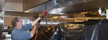 how to clean greasy kitchen exhaust fan cleaning a kitchen exhaust system in steps