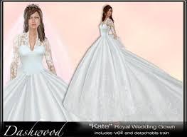 wedding dress eng sub second marketplace kate royal wedding gown princess