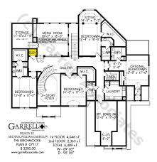 traditional 2 house plans birchmoore house plan house plans by garrell associates inc