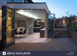 Patio Bi Folding Doors by Patio Doors Exterior Stock Photos U0026 Patio Doors Exterior Stock