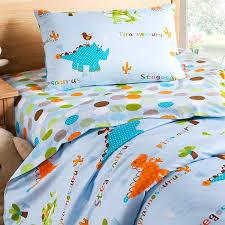 Dinosaur Double Duvet Dinosaur World Twin Bedding Kids Bedding Cotton Bedding