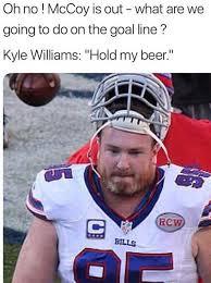 kyle williams meme buffalobills