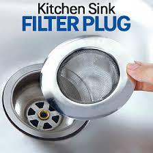Kitchen Sewer Sink Strainer Filter Plug Waste Clear Price In Dubai - Kitchen sink drainer plug
