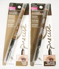 Best Eyebrow Wax Pencil 2 Maybelline Brow Precise Eyestudio Shaping Pencil 250 Blonde