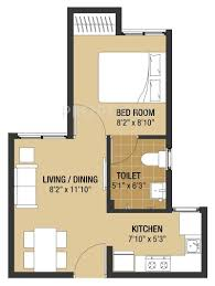 1 bhk floor plan 375 sq ft 1 bhk floor plan image arun excello compact homes