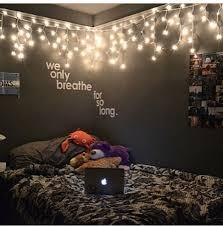 christmas lights room decor christmas lights in bedroom for 45