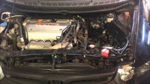 2007 honda civic si clutch install youtube