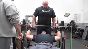 Bench Press Assistance Work Speed Work Week Board And Band Bench Press By John Skelton Youtube