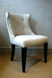 Home Goods Upholstered Chairs Leather Wing Dining Chairs Chair Table Wingback Salon Upholstered