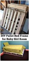 Crate Bed Frame 11 Pallet Bed Ideas Step By Step Pallet Bed Frame Tutorials