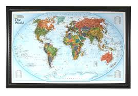 wall maps maps atlases wall maps page 1 rand mcnally store