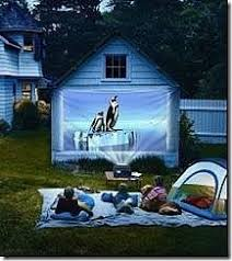 73 best outdoor movie night images on pinterest outdoor movie