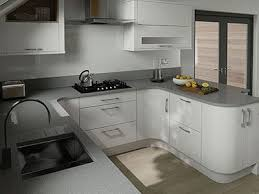 small u shaped kitchen designs for more effective kitchen an effective u shaped layout typically involves more space than is