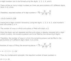 ncert solutions class 11th maths chapter 7 permutation and