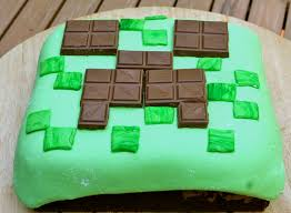 mindcraft cakes minecraft cake 2 indoors food with