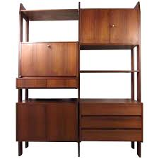 Modular Wall Units by Mid Century Modern Modular Wall Unit For Ello For Sale At 1stdibs