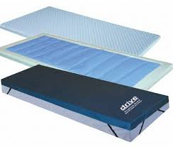 gel foam mattress overlay premium guard 14893