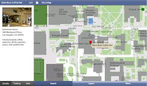 Map Of Ucla Ucla Campus Map Android Apps On Google Play
