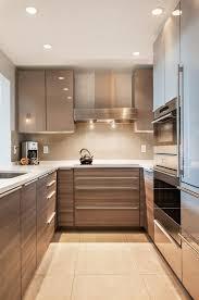 Minimalist Apartment Kitchen Small Binnenschiffecom - Apartment kitchen design ideas