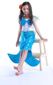 Mermaid Costumes Child Little Mermaid Costumes Aliexpress Com Buy Fashion 2016 High Quality Halloween Costume