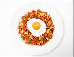 cara membuat nasi goreng ayam dalam bahasa inggris procedure text how to make fried rice dalam bahasa inggris dan