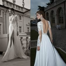 wedding dress lace back and sleeves sleeve wedding dress with open back oasis fashion