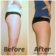 After Challenge The 30 Day Squat Challenge Benefits Before After Results